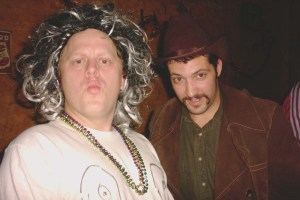 Halloween 2001, Two Boots Brooklyn
