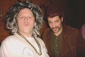 Halloween 2001, Two Boots Brooklyn