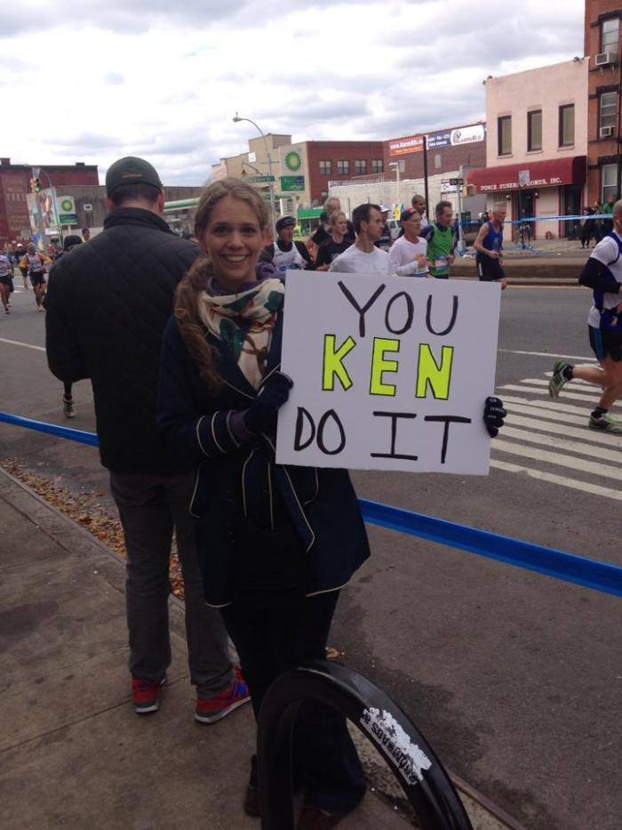 I KEN! I KEN do it!