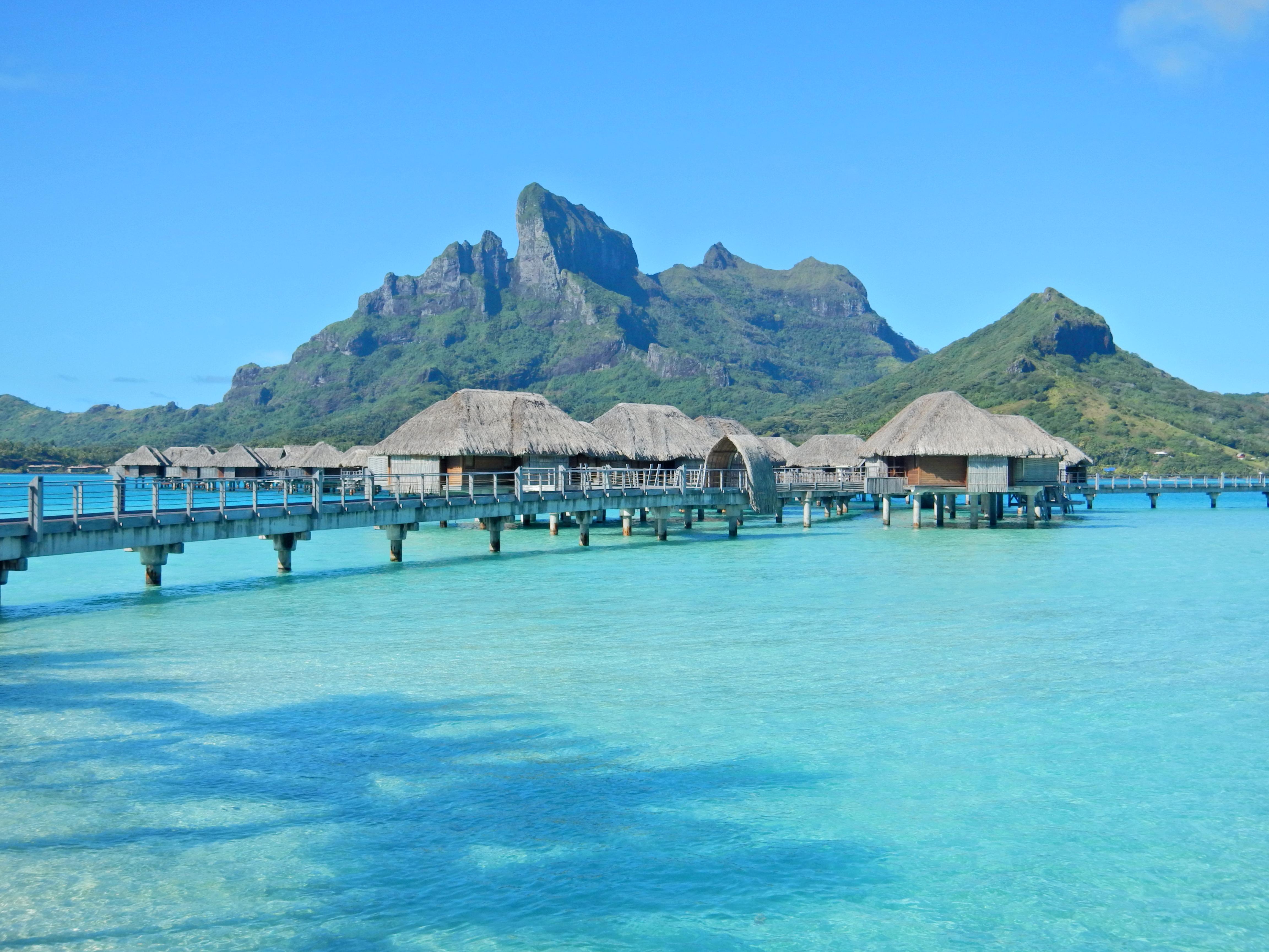 Image Result For Bora Bora Seasons Beautiful Four Seasons Bora Bora